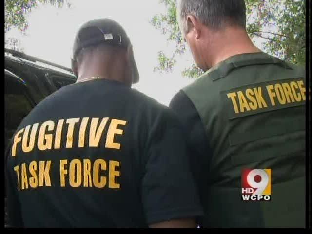 Us marshals fugitive task force arrested 800 fugitives in for Marshalls cincinnati oh