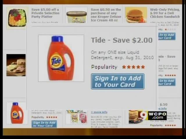 Top rated grocery coupon sites