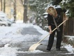 Clearing snow and ice safely