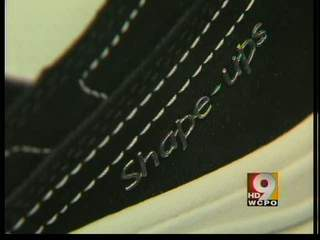 Woman says Skechers' Shape-Ups did serious damage.