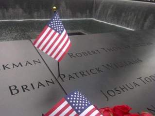 Brian Williams' name on the 9/11 Memorial_20110911171658_JPG