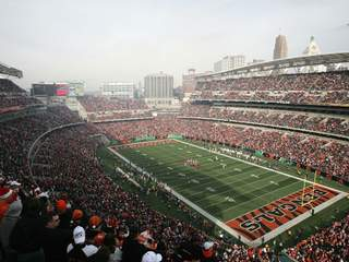 Paul Brown Stadium - Bengals