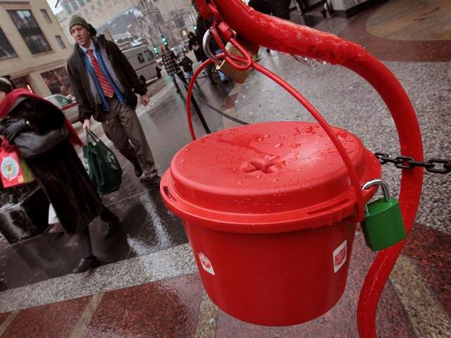 Bell ringers needed: Salvation Army to kick off Red Kettle Campaign