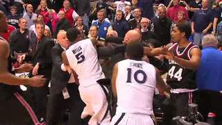 Brawl at the Cintas Center