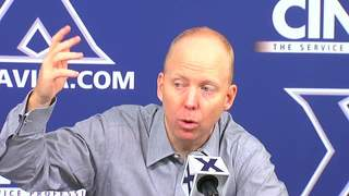 Mick Cronin very upset after Shootout brawl