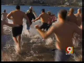 Polar Plunge for the Cure