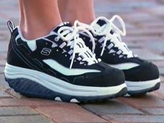 Skechers shape-up shoes