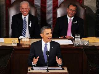 President Obama - State of the Union