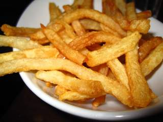 How fries can double your risk of early death