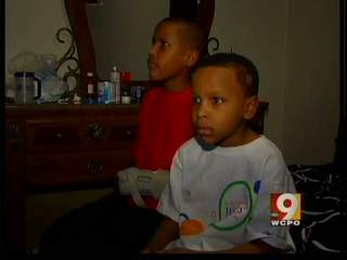 2 boys recover from Pit Bull attack
