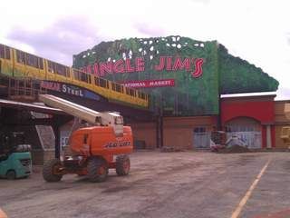 New Jungle Jim's store in Union Township
