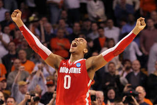 NCAA Basketball Tournament - Ohio State v Syracuse