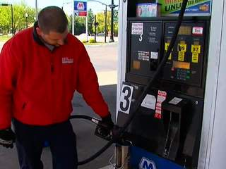 Gas pumps report