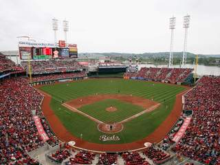 How safe is food at Great American Ball Park?