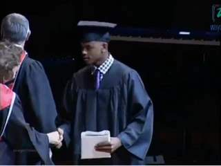 VIDEO: Mt. Healthy graduation