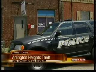 Update on Arlington Heights theft case