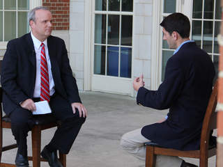 Brendan Keefe interviews Rep. Paul Ryan