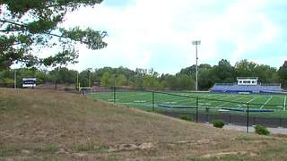 Woodward High new football field