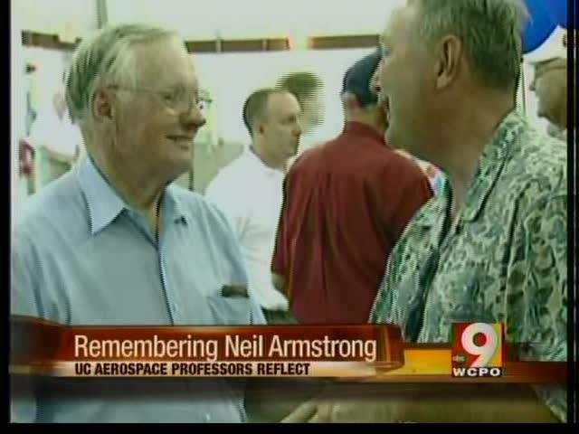 UC to catalog Neil Armstrong's teaching years - WCPO ...