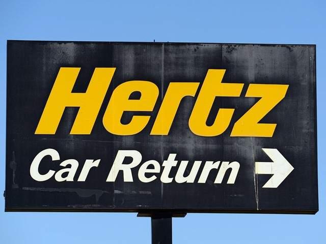 Hertz Car Rental In Cincinnati