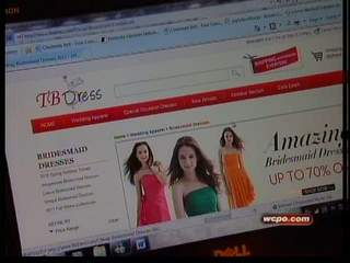 Report warns about discount dress websites