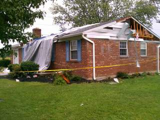 Stonelick Twp Damaged Homes