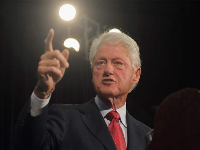 How could Clinton's visit affect your commute?