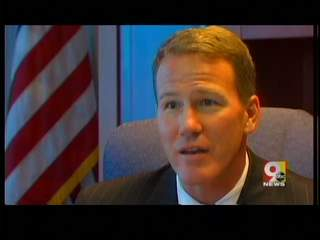 Jon Husted talks about early voting in Ohio