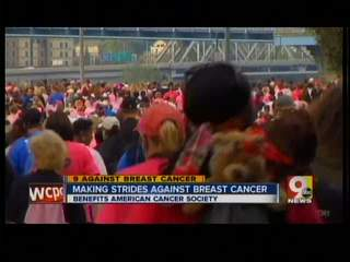 'Making Strides' walk raises hope, $600k for cancer research