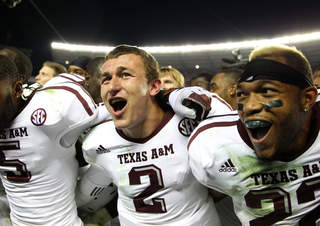 Texas A & M defeats No. 1 Alabama