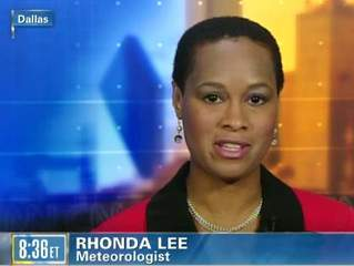 WTF Wednesdays: Black Meteorologist Fired For Responding to Ignorant Comments About Her Afro