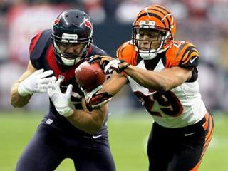 Bengals' DB turns corner after 2 Achilles tears