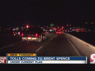 Tolls coming to new Brent Spence Bridge