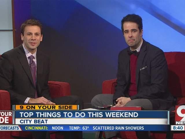 Top 9 Things To Do In The Cincinnati Area This Weekend