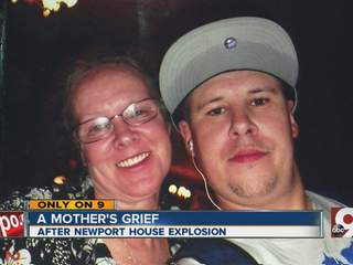 Vigil held for explosion victims