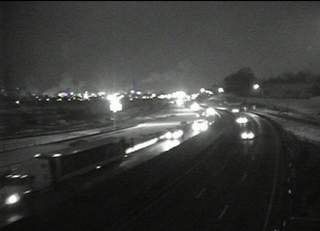I-75 at Mitchell Ave.