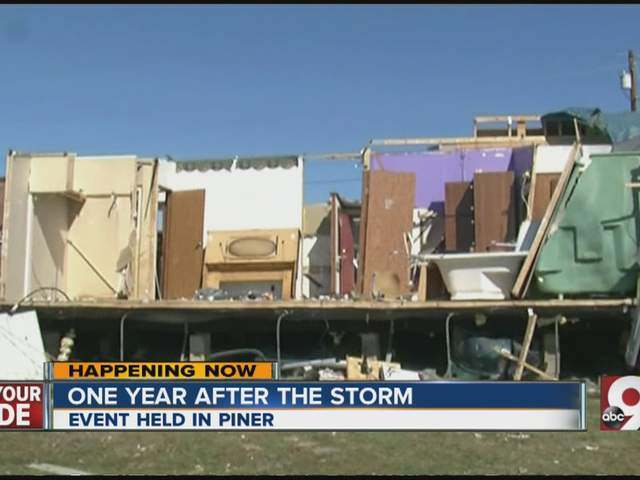 One year since deadly tornado ripped through Tri-State