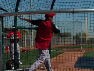 Todd Frazier looks to improve in 2013