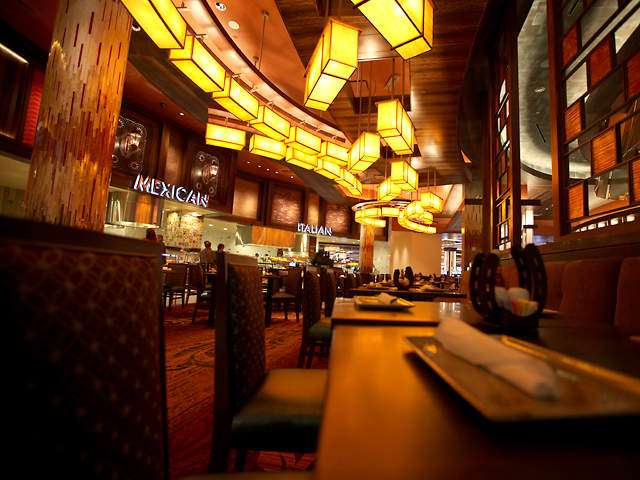 Horseshoe casino buffet cincinnati hours