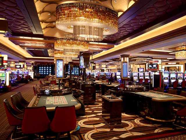 Horseshoe casino cincinnati jobs