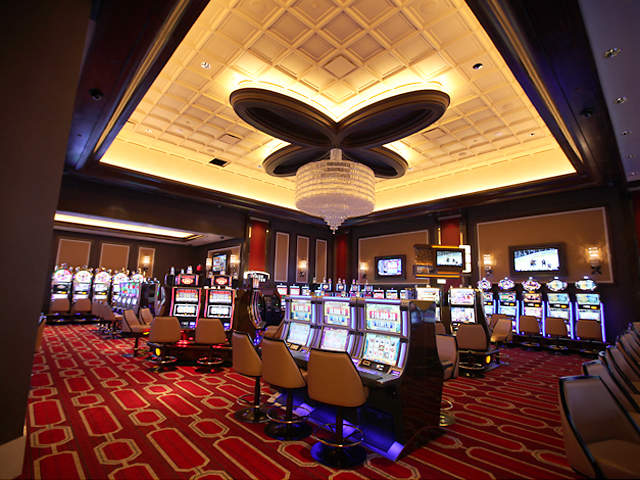 Tremblant kartta kasinova