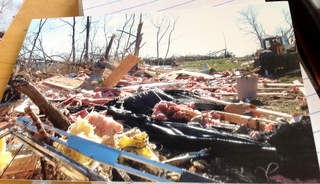 March 2 tornado destruction