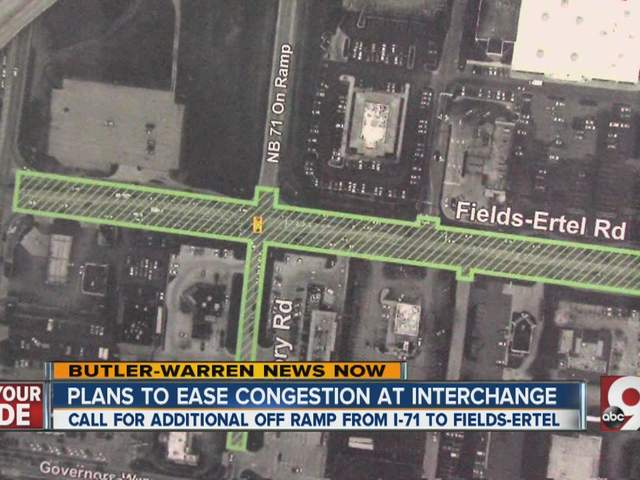 Plans to ease congestion at Interchange