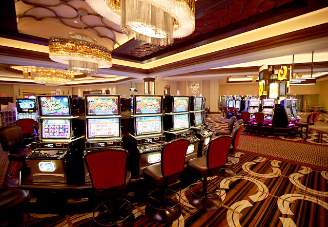 Baltimore horseshoe casino job fair