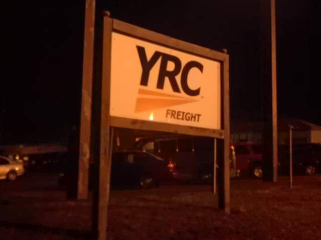 West chester trucking company yrc freight closing more than 250 jobs