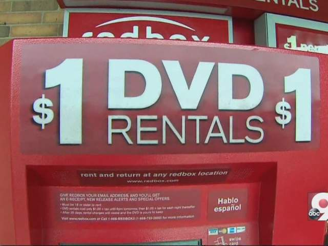 Has a true competitor redbox has just officially launched its own