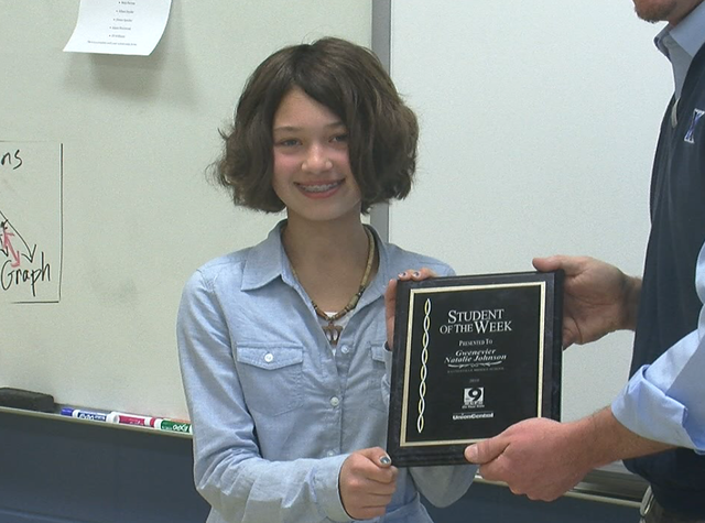 Madeira Middle School Student Raises Money To Help Others