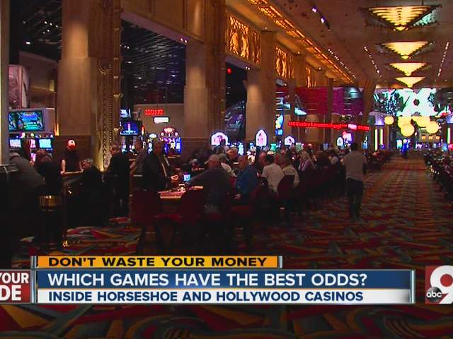 casino game odds