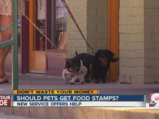 Food Stamps For Pets In Cleveland Ohio