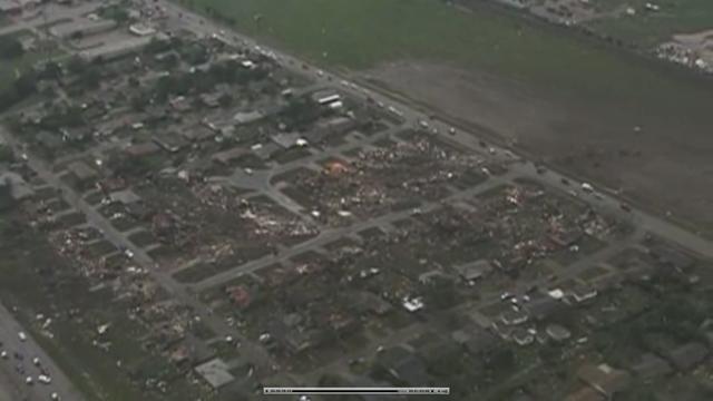 Link to tornado videos